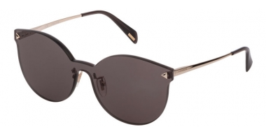 Sunglasses - Police - SPL935  - 0300  SHINY ROSE GOLD // SMOKE