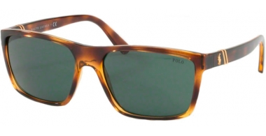 Sunglasses - POLO Ralph Lauren - PH4133 - 500371 HAVANA // GREEN