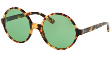 Sunglasses - POLO Ralph Lauren - PH4136 - 5004/2 SPOTTY TORTOISE // VINTAGE GREEN
