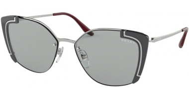 Sunglasses - Prada - SPR 59VS - 4295J0 SILVER GREY // LIGHT GREY