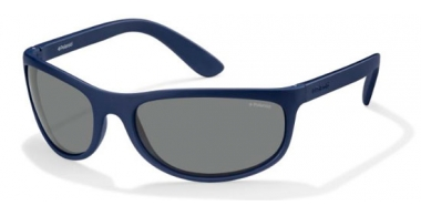 Sunglasses - Polaroid Sport - P7334 - 863 (C3) BLUE // GREY POLARIZED