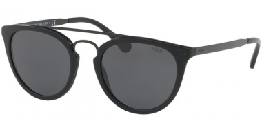 Sunglasses - POLO Ralph Lauren - PH4121 - 563087 BLACK VINTAGE FINISCHING // DARK GREY