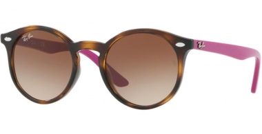 Frames Junior - Ray-Ban® Junior Collection - RJ9064S - 704113 HAVANA // BROWN GRADIENT