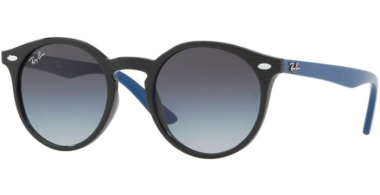 Frames Junior - Ray-Ban® Junior Collection - RJ9064S - 70428G BLACK // GREY GRADIENT