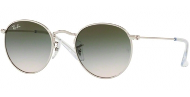 Frames Junior - Ray-Ban® Junior Collection - RJ9547S - 212/2C SILVER // LIGHT BROWN GRADIENT GREEN