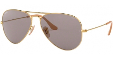 Gafas de Sol - Ray-Ban® - Ray-Ban® RB3025 AVIATOR LARGE METAL - 9064V8 GOLD // GREY PHOTOCROMIC