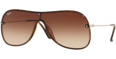 Sunglasses - Ray-Ban® - Ray-Ban® RB4311N - 710/13 LIGHT HAVANA // BROWN GRADIENT