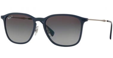 Sunglasses - Ray-Ban® - Ray-Ban® RB8353 - 6353T3 BLUE GRAPHENE // GREY GRADIENT DARK GREY POLARIZED