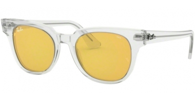 Sunglasses - Ray-Ban® - Ray-Ban® RB2168 METEOR - 912/4A TRASPARENT // YELLOW PHOTOCHROMIC