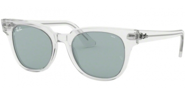 Sunglasses - Ray-Ban® - Ray-Ban® RB2168 METEOR - 912/I5 TRASPARENT // BLUE PHOTOCHROMIC