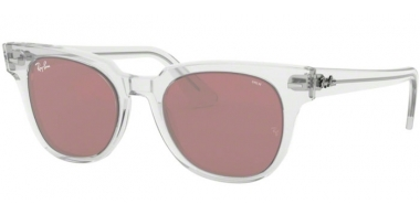 Sunglasses - Ray-Ban® - Ray-Ban® RB2168 METEOR - 912/Z0 TRASPARENT // VIOLET PHOTOCHROMIC