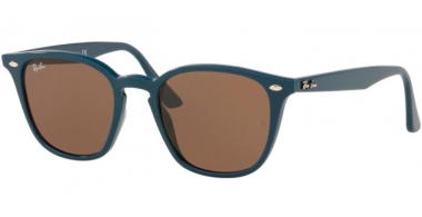 Gafas de Sol - Ray-Ban® - Ray-Ban® RB4258 - 638073 BLUE // DARK BROWN