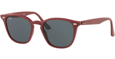 Gafas de Sol - Ray-Ban® - Ray-Ban® RB4258 - 638287 BORDEAUX // DARK GREY