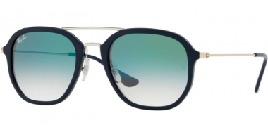 Gafas de Sol - Ray-Ban® - Ray-Ban® RB4273 - 63343A BLUE // CLEAR GRADIENT GREEN
