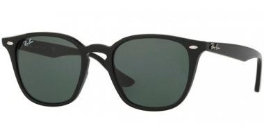Gafas de Sol - Ray-Ban® - Ray-Ban® RB4258 - 601/71 BLACK // GREEN