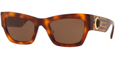 Gafas de Sol - Versace - VE4358 - 529673 HAVANA // BROWN