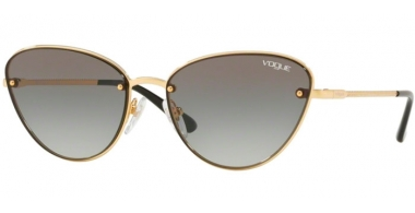 Sunglasses - Vogue - VO4111S - 280/11 GOLD // GREY GRADIENT
