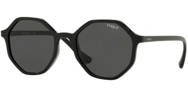 Sunglasses - Vogue - VO5222S - W44/87 BLACK // GREY