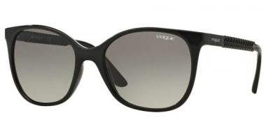 Sunglasses - Vogue - VO5032S - W44/11 BLACK // GREY GRADIENT