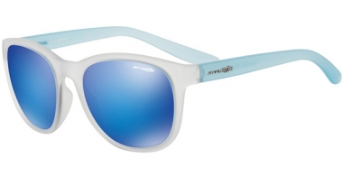 Gafas de Sol - Arnette - AN4228 GROWER - 238625 MATTE CLEAR // GREEN MIRROR LIGHT BLUE
