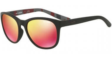 Gafas de Sol - Arnette - AN4228 GROWER - 23976Q MATTE BLACK // RED MULTILAYER