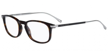 Monturas - BOSS Hugo Boss - BOSS 0786 - 0PC DARK HAVANA METAL BLACK