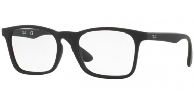 Frames Junior - Ray-Ban® Junior Collection - RY1553 - 3615 RUBBER BLACK
