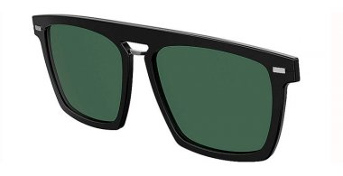 Frames - BOSS Hugo Boss - BOSS 1128 - 807 (QT) BLACK // GREEN