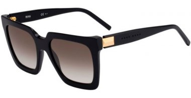 Sunglasses - BOSS Hugo Boss - BOSS 1152/S - 807 (HA) BLACK // BROWN GRADIENT