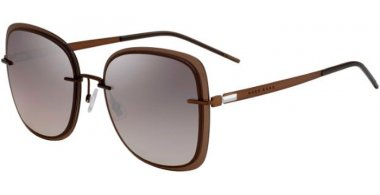 Sunglasses - BOSS Hugo Boss - BOSS 1167/S - 09Q (NQ) BROWN // BROWN  GRADIENT SILVER MIRROR