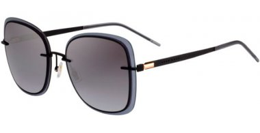 Sunglasses - BOSS Hugo Boss - BOSS 1167/S - 807 (FQ) BLACK // GREY GRADIENT GOLD MIRROR