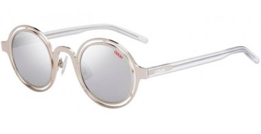 Sunglasses - HUGO Hugo Boss - HG 1021/S - 010 (T4) PALLADIUM // SILVER MIRROR