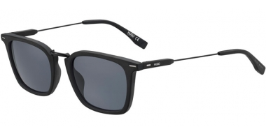 Sunglasses - HUGO Hugo Boss - HG 0325/S - 003 (IR) MATTE BLACK // GREY