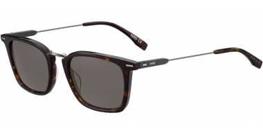 Sunglasses - HUGO Hugo Boss - HG 0325/S - 086 (IR) DARK HAVANA // GREY