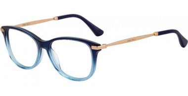 Frames - Jimmy Choo - JC207 - WTA  BLUE GRADIENT