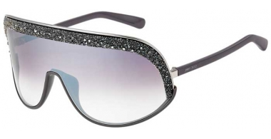 Sunglasses - Jimmy Choo - SIRYN/S - KB7 (NQ) GREY // BROWN GRADIENT SILVER MIRROR