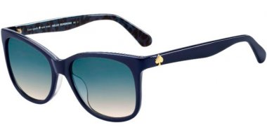Sunglasses - Kate Spade - DANALYN/S - PJP (I4) BLUE // BLUE PEACH GRADIENT