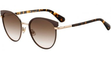 Sunglasses - Kate Spade - JANALEE/S - WR9 (HA) BROWN HAVANA // BROWN GRADIENT