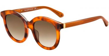 Sunglasses - Kate Spade - LILLIAN/G/S - 09Q (HA) BROWN // BROWN GRADIENT