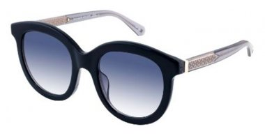 Sunglasses - Kate Spade - LILLIAN/G/S - 807 (9O) BLACK // DARK GREY GRADIENT