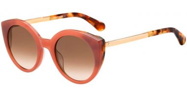 Sunglasses - Kate Spade - NORINA/S - YDC (70) BURGUNDY HAVANA // BROWN GRADIENT