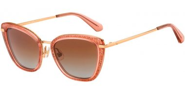 Sunglasses - Kate Spade New York - THELMA/G/S - 35J (LA) PINK // BROWN GRADIENT POLARIZED