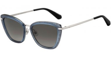 Sunglasses - Kate Spade New York - THELMA/G/S - KB7 (WJ) GREY // GREY GRADIENT POLARIZED