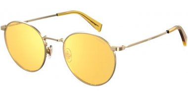 Sunglasses - Levi's - LV 1005/S - DYG (ET) GOLD YELLOW // YELLOW GOLD MIRROR