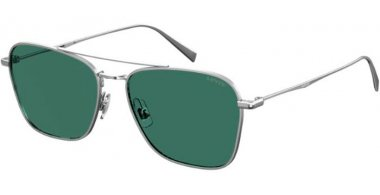 Sunglasses - Levi's - LV 5001/S - 010 (QT) PALLADIUM // GREEN