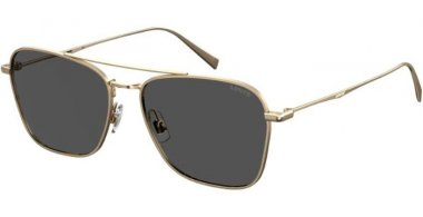 Sunglasses - Levi's - LV 5001/S - J5G (IR) GOLD // GREY