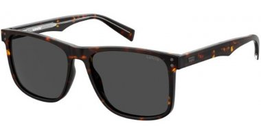 Sunglasses - Levi's - LV 5004/S - 086 (IR) DARK HAVANA // GREY