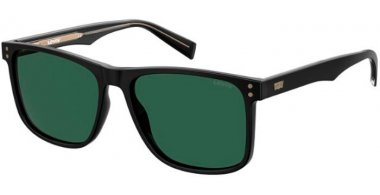 Sunglasses - Levi's - LV 5004/S - 807 (QT) BLACK // GREEN