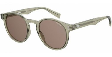 Sunglasses - Levi's - LV 5005/S - 6CR (IR) TRANSPARENT GREY // GREY