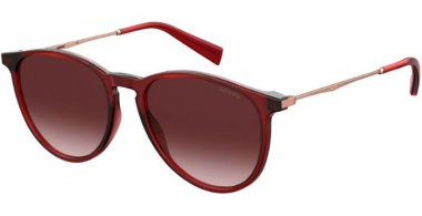 Sunglasses - Levi's - LV 5007/S - C9A (3X)  RED // PINK GRADIENT